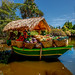 Boat at Floating Market