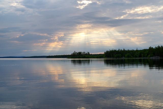 Lake Kuyto, Karelia