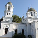 Божественная литургия в кафедральном Свято-Вознесенском соборе Геленджика