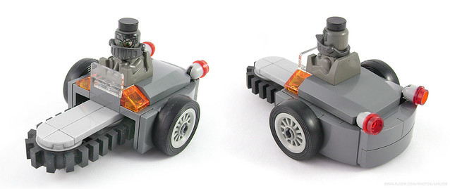 Mini Racers: The Chainsaw Massacar