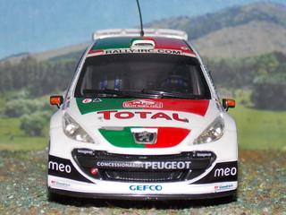 Peugeot 207 S2000 - Montecarlo 2010 - IXO-Altaya