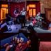 On Stage at Amati Jazz Club: Gustavo Nandayapa Jazz Trio por migueldunham