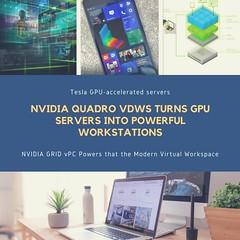 NVIDIA QUADRO VDWS TURNS GPU SERVERS-1