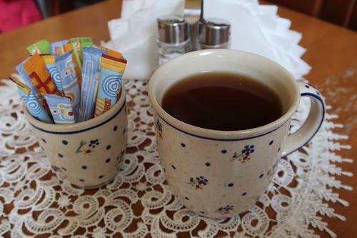 Kompot z Suszu (= alkoholfreies Getränk mit getrockneten Früchten und Gewürzen)