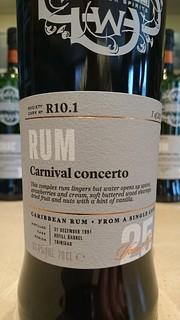 SMWS R10.1 - Carnival concerto