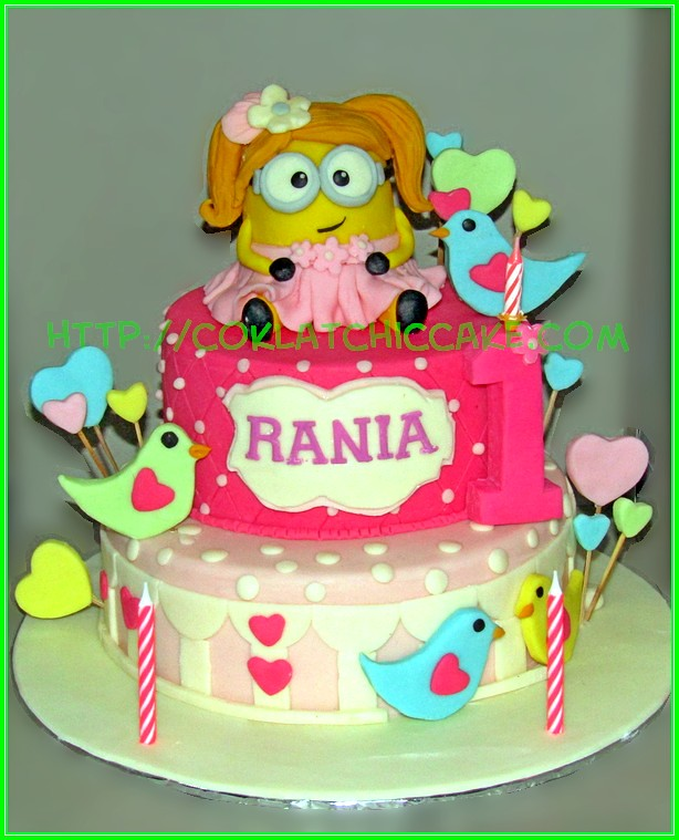 Cake Minion RANIA