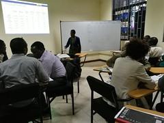 UoN ICCA Advanced Seminar by Dr. Grace Mwaura