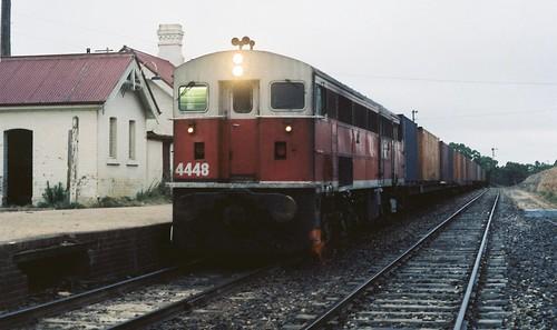 111-14A 1991-12-30 4448 on 6216 at Clandulla