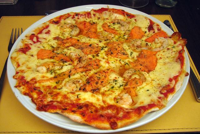 Pizza del Mare