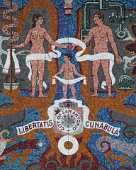 Confluence of Cultures (detail)