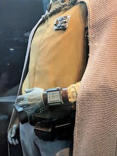 Calrissian Costume Details