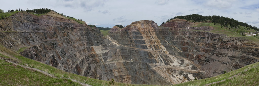 Homestake Mine