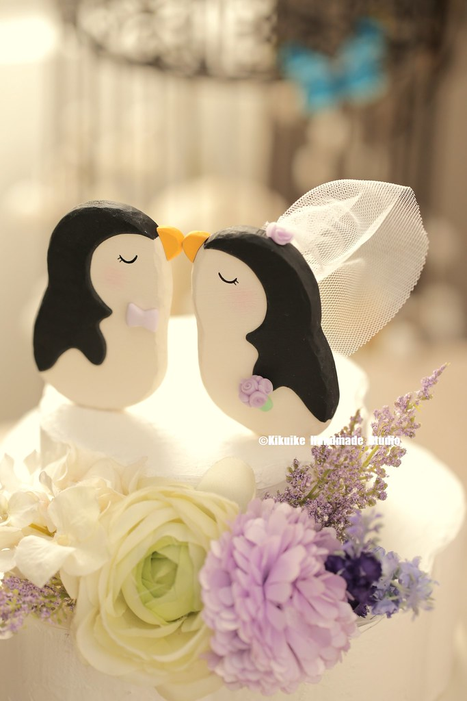 The most interesting Flickr photos of penguin cake | Picssr