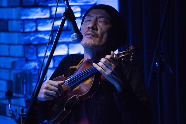 Satoko Fujii Quartet live at Cortez, Mito (Japan), 19 Aug 2017 -7S-00200