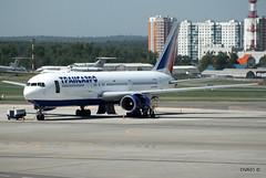 Transaero Airlines | B767-36N(ER) | (30110/775) | EI-RUU | VKO