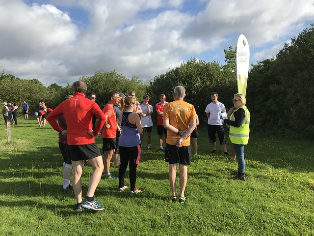 Colwick parkrun 19th August 2017