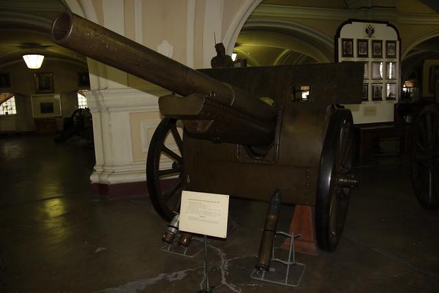 107.6-mm gun Schneider 1910 - 1, Canon EOS 600D, Canon EF-S 17-85mm f/4-5.6 IS USM