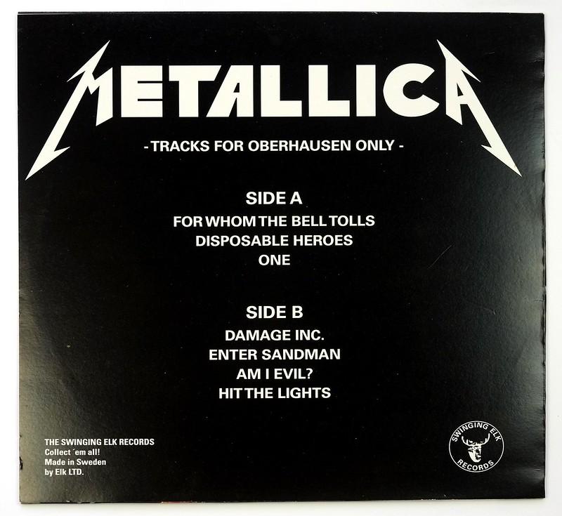 Metallica Oberhausen