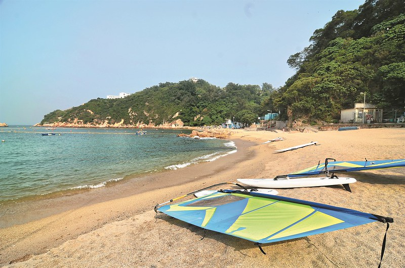 Tung Wan Beach and Kwun Yam Beach