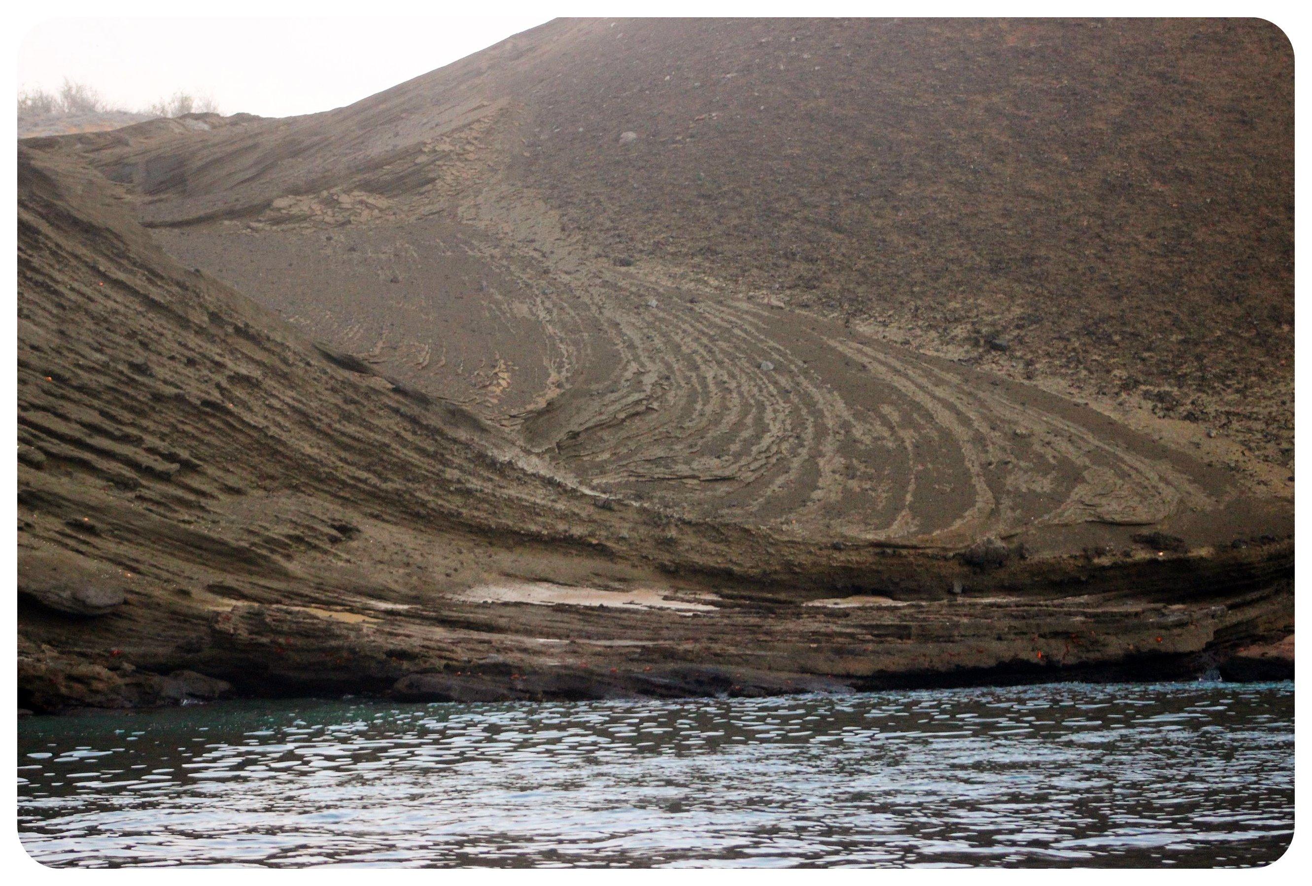 galapagos lava