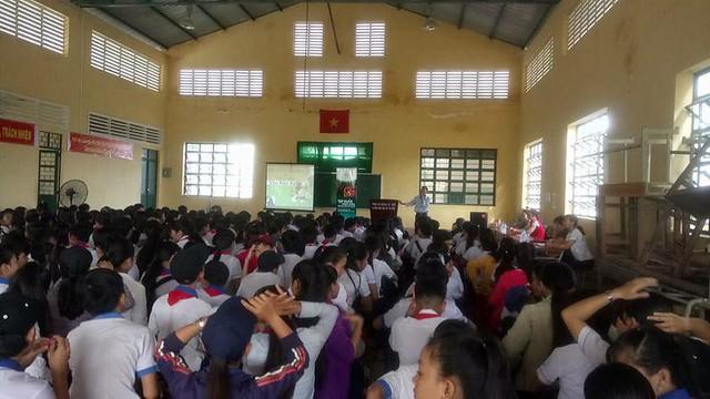 Sex Education in Soc Trang