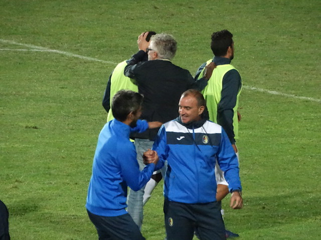 Gubbio - Santarcangelo 1-2