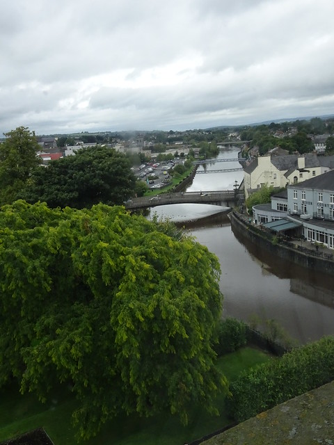 River Nore seen from Kilkenny Castle