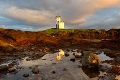 Elie Ness Lighthouse, Fife