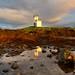 Elie Ness Lighthouse, Fife by iancowe