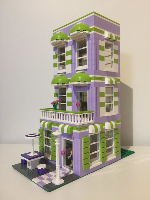 Lavender and Lime House