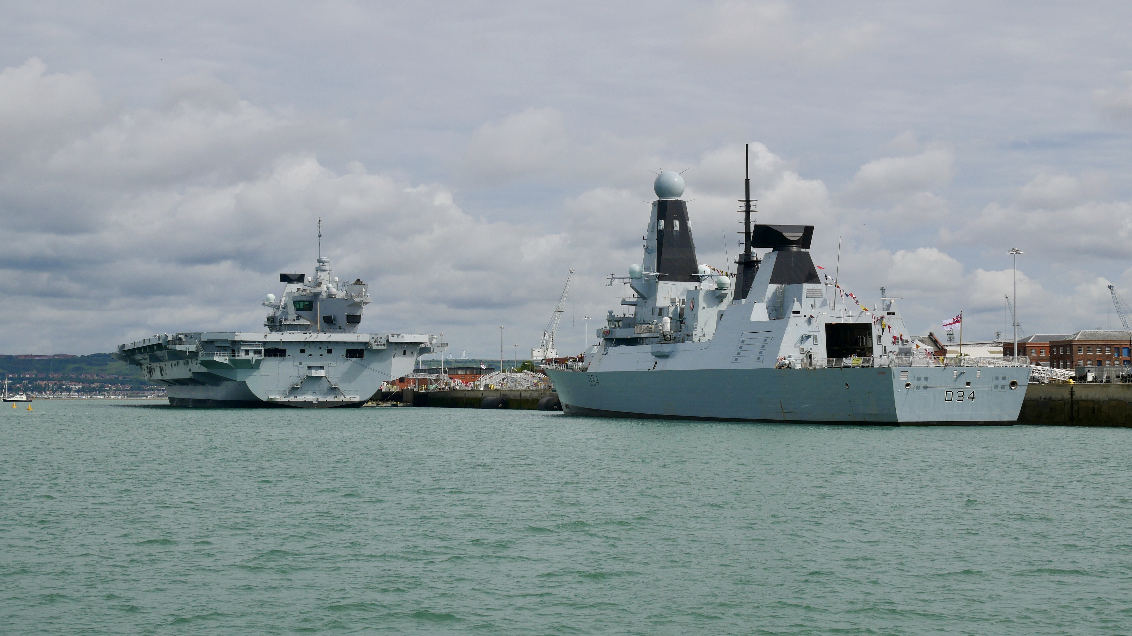 Type 45 Class destroyer - Page 3 36889909362_6018768ea6_o