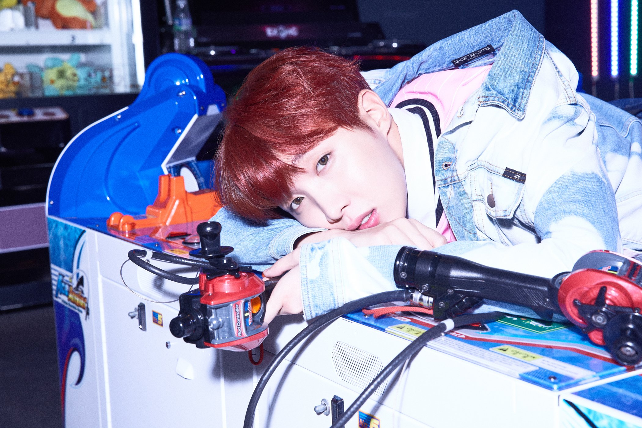Picture] BTS – LOVE YOURSELF 承 Her Concept Photo E version