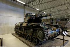 Stridsvagn m/42 at Arsenalen Strängnäs (S)