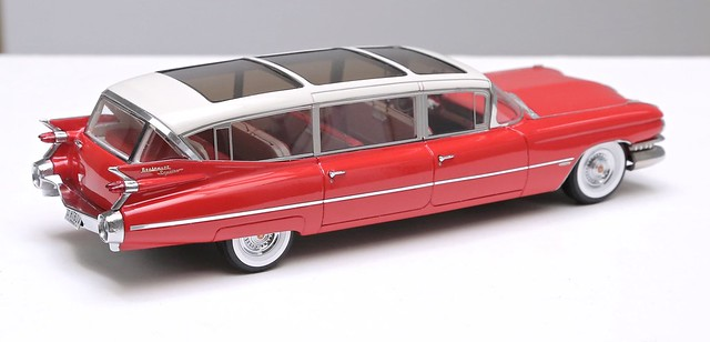 1959 Cadillac Superior Broadmoor Skyview