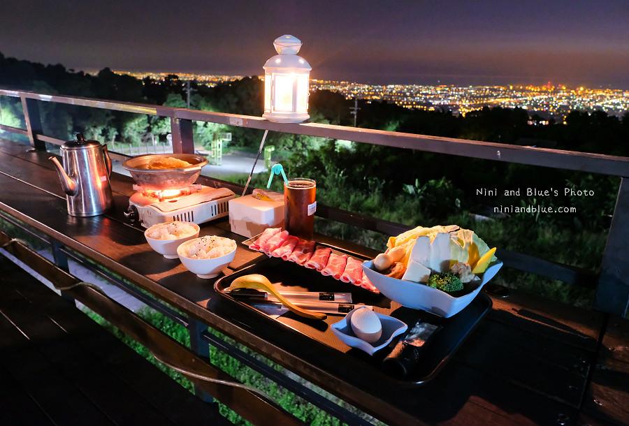 台中夜景亟餐廳庭園餐廳16
