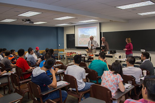 Welcome 2015 ISE New Graduate Students