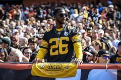 Steelers (21) Browns (18)