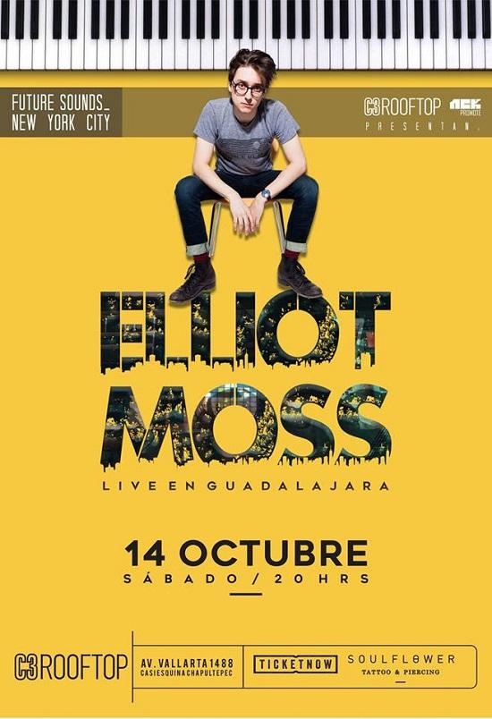 2017.10.14 ELLIOT MOSS