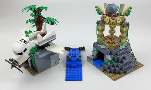 LEGO City Jungle 60161 Jungle Exploration Site 75