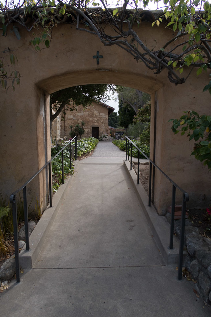 Grounds of mission in Carmel