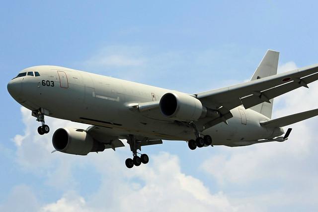 第404飛行隊 KC-767 97-3603 IMG_5828_2