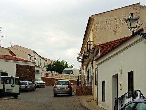 <Calle Andalucía> El Granado (Huelva)