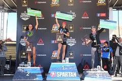 Kocumové o vlásek unikl třetí titul světové šampionky ve Spartan Race