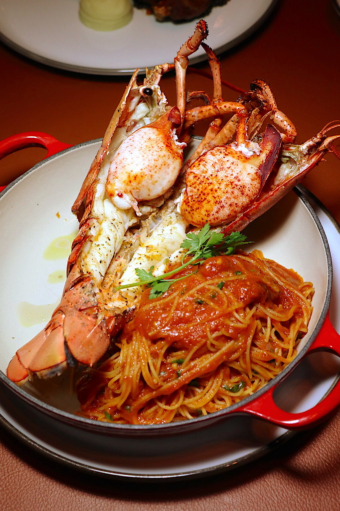 Lobster A L'Americaine