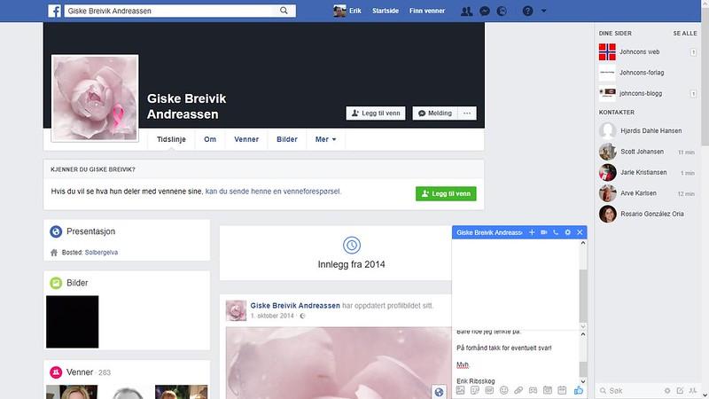 giske facebook 1