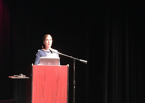 Anita Earls, Keynote Speaker at the Data & Democracy Conference in Durham, NC