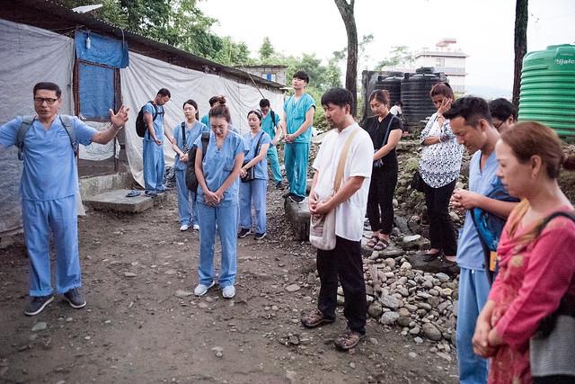 네팔 의료선교 2nd Day