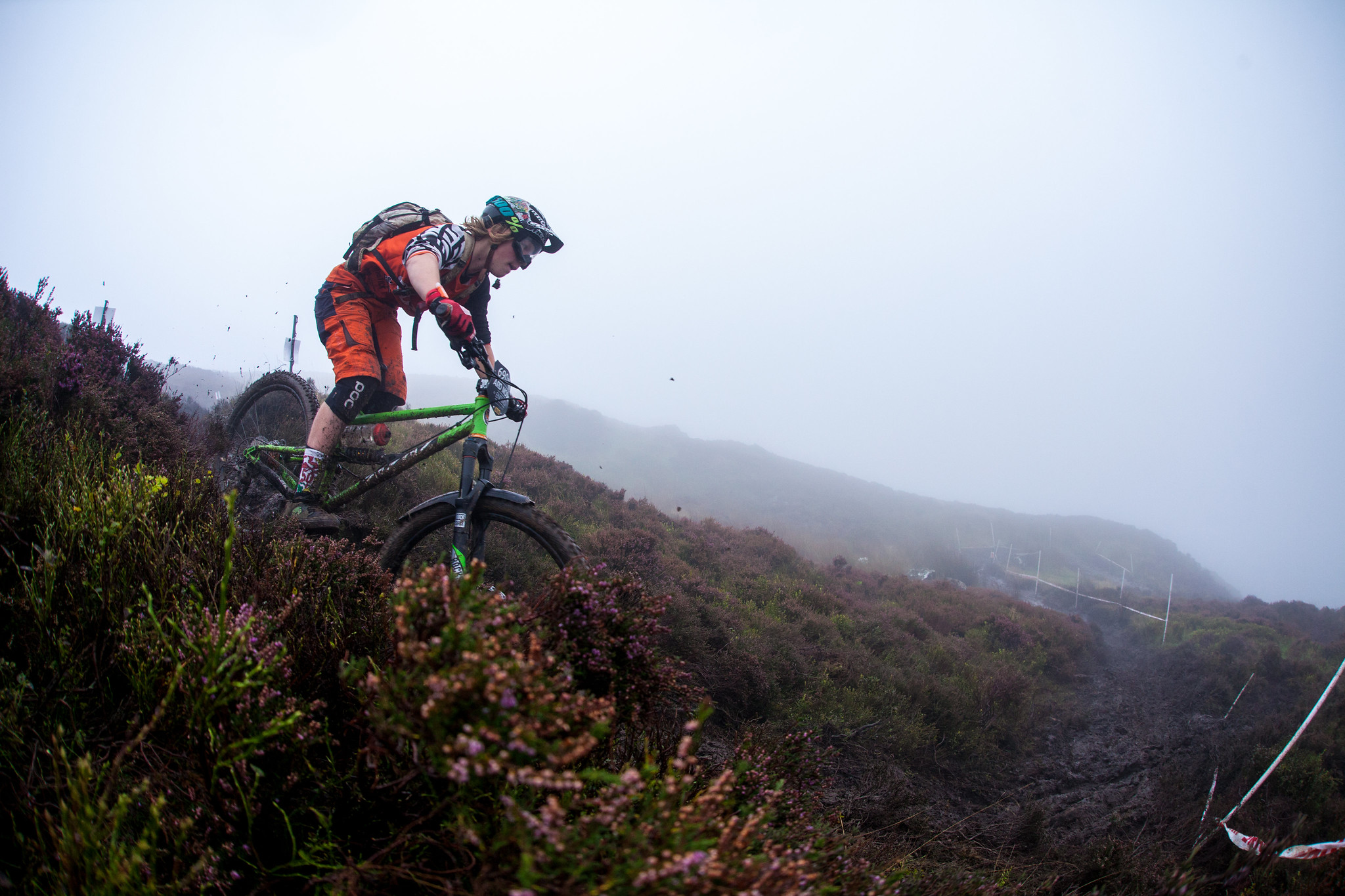 Wes Fife at Ard Moors