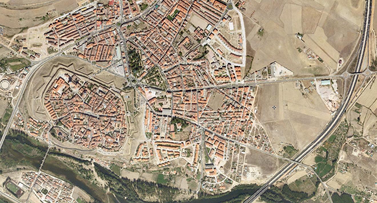 ciudad rodrigo, salamanca, don hostia, antes, urbanismo, planeamiento, urbano, desastre, urbanístico, construcción