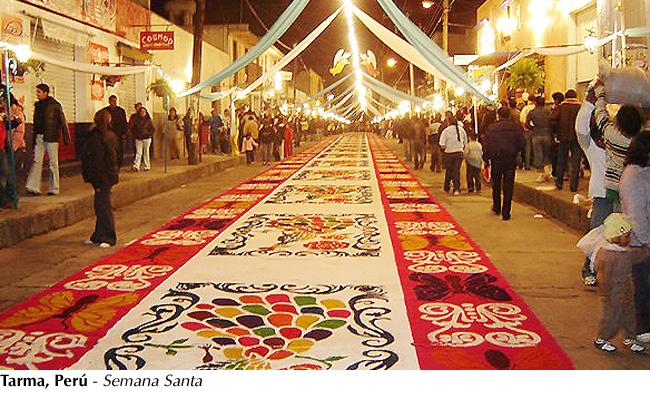 Tarma, Perú - Semana Santa